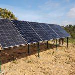 1e Tranche Panneaux solaires