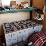 Batteries OPZV-Sectionneurs