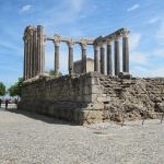 Temple Evora